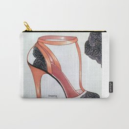 Stepping with Style Carry-All Pouch