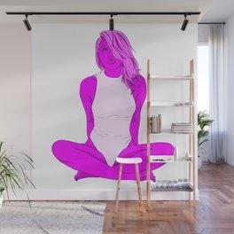 yessa tessa Wall Mural