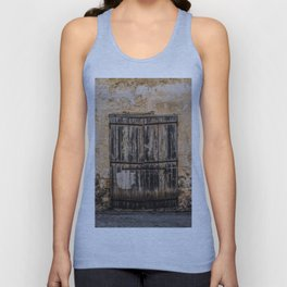 Old House Unisex Tank Top