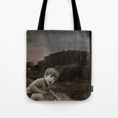 watch out for vandals Tote Bag