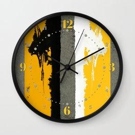 Topaz Eleven Wall Clock