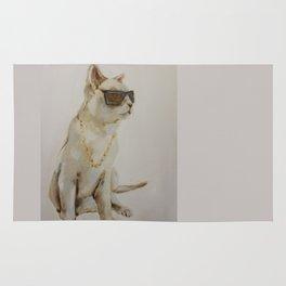 The Coolest Cat Rug