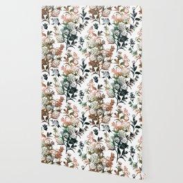 Plum Blossom Nebula Wallpaper