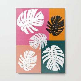 Tropical plant XX Metal Print