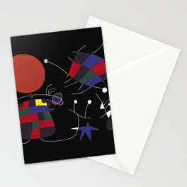 Joan Mirò #4 Stationery Cards