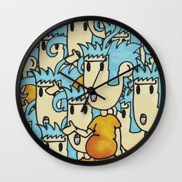 Loaf Wall Clock