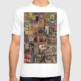 Rock n' Roll Stories II revisited T-shirt