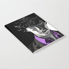 Sherlock Holmes Portrait Notebook