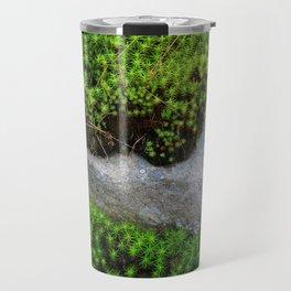 Vibrant Moss Travel Mug
