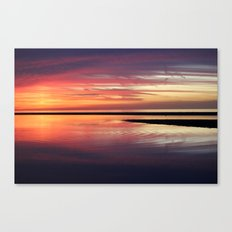 SEA ZEN Canvas Print