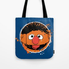 Ernie Splatt Tote Bag