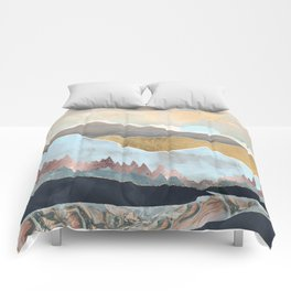 Winter Light Comforters