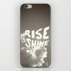 Rise & Shine iPhone & iPod Skin