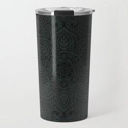 Vintage Mandala Travel Mug