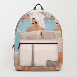 Hotel Morning Backpack