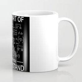 Mathematician Coffee Mug