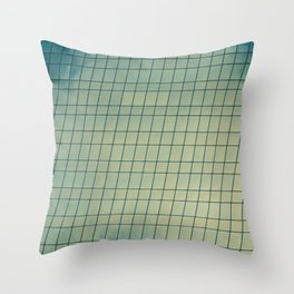 Skyward Mosaic Throw Pillow