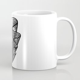 Fabric Cat Coffee Mug