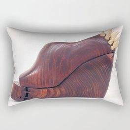 Eat your heart out.  Rectangular Pillow