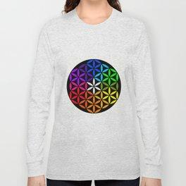 Secret flower of life Long Sleeve T-shirt