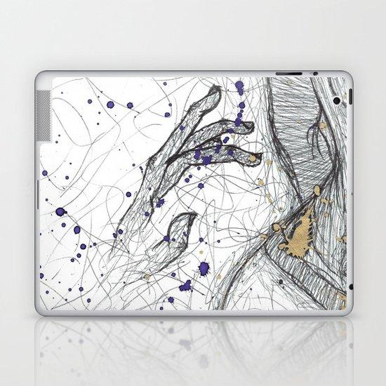 A Little Closer, A Little Further Away Laptop & iPad Skin