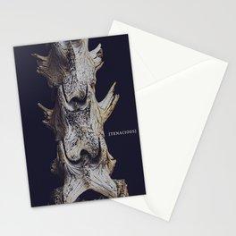 Tenacious. Stationery Cards