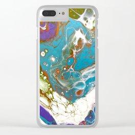 seaworld Clear iPhone Case