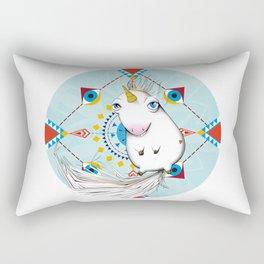 Unicorn Baby Rectangular Pillow