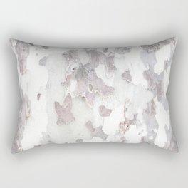 SYCAMORE TREE BARK Rectangular Pillow
