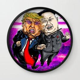 Don and Kim Wall Clock