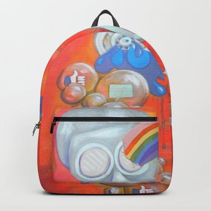 modern love Backpack