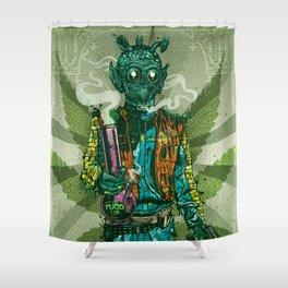 Weedo Shower Curtain