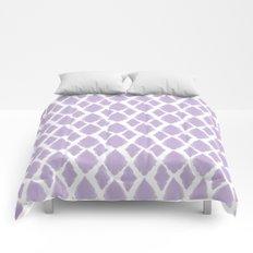 Lavender iKat Comforters