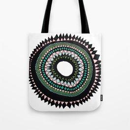 Patterned Sun Tote Bag