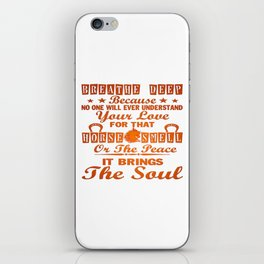 HORSE SMELL iPhone Skin