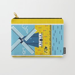Holland Windmill Carry-All Pouch
