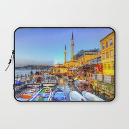 Picturesque Istanbul Laptop Sleeve