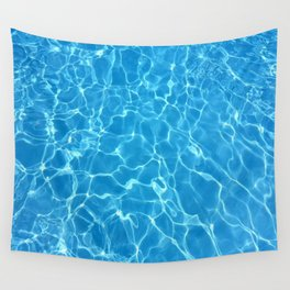pool water Wall Tapestry