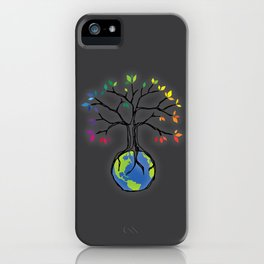 Deep Roots iPhone Case