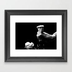 Ice Cream IV Framed Art Print