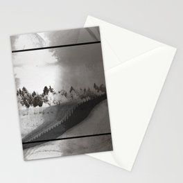 not for the trees Stationery Cards