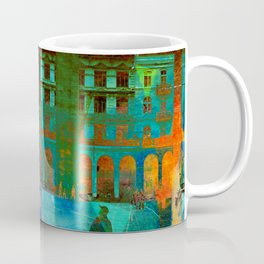 City Hall Market Coffee Mug