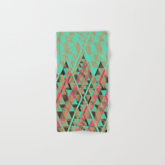 Tribal VII Hand & Bath Towel