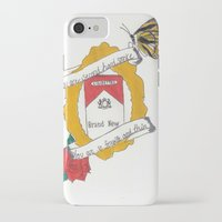 brand new iPhone & iPod Cases featuring Brand New by Sarah Hinds
