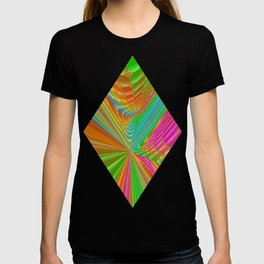 Abstract 359 a dynamic fractal T-shirt