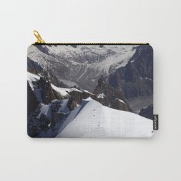 Team of mountaineers Carry-All Pouch