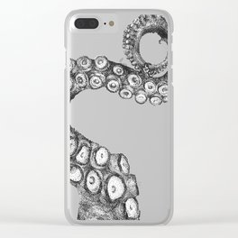 This Feeling Clear iPhone Case