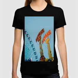 Texas Star & Kamikaze, State Fair Rides T-shirt