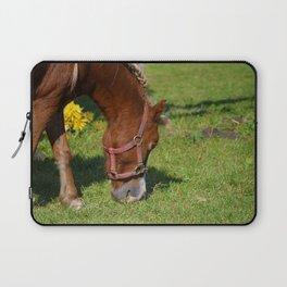 Renaissance Pony - Sorrel Red Laptop Sleeve