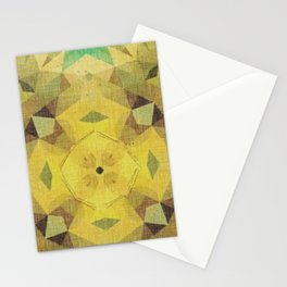 moss piñata Stationery Cards